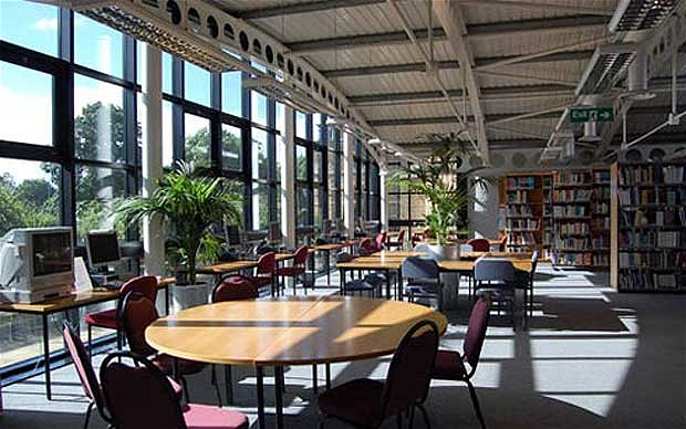 Biblioteca de St. Marys University