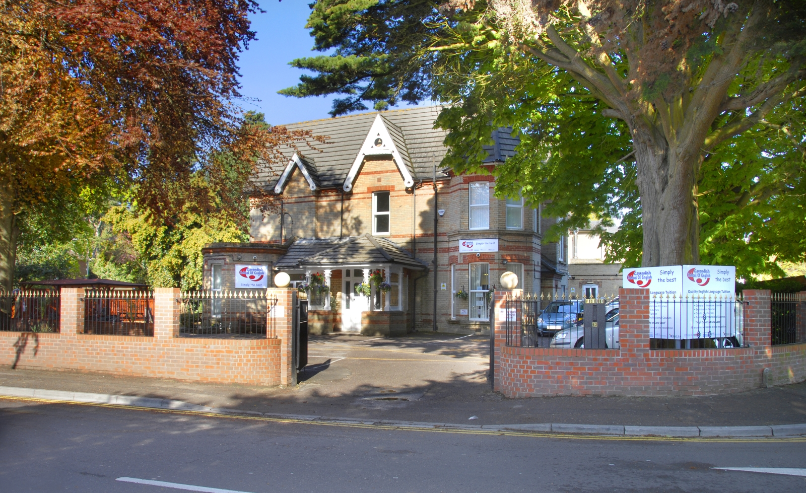 Colegio ingles en Bournemouth