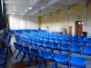 Sala de actos de Blackrock College, Dublín
